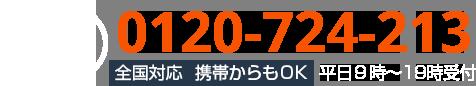 0120-724-213